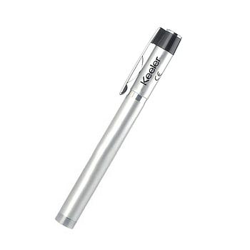 Keeler Pen Torch Silver
